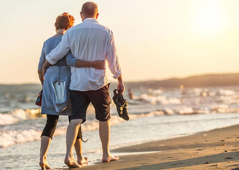 Altersvorsorge über Invest